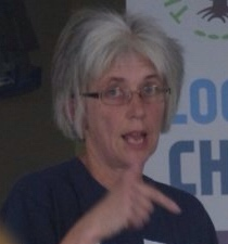 Dr Anne Edwards of the John Innes Centre & Hethersett TW spoke on tree diseases.