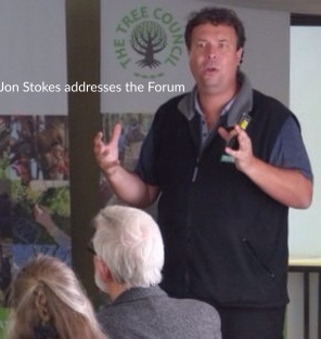 Jon Stokes addresses forum