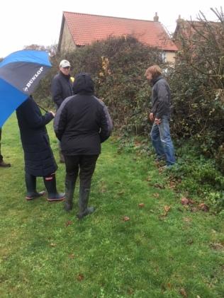Jamie Foster addresses Tree Wardens